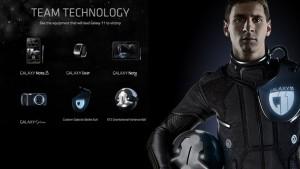 Khác với Samsung, Xiaomi không tốn tiền thuê Lionel Messi hay Cristiano Ronaldo để quảng bá sản phẩm của mình