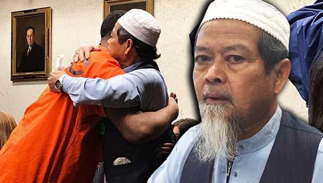 người cha tha thứ và ôm lấy kẻ giết con mình