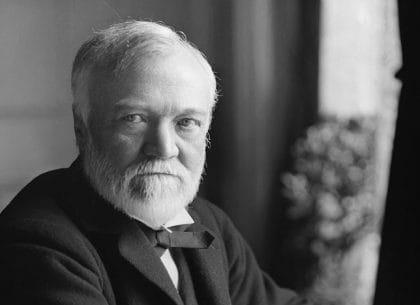 Andrew Carnegie, vua thép mỹ, tự học