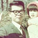 Marguerita Cheng và cha