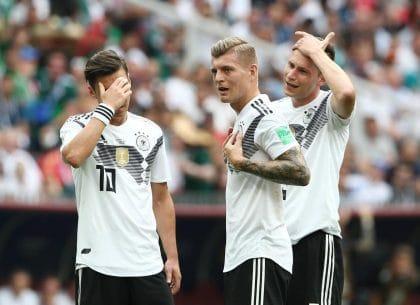 Đức thua Mexico, bài học đầu tư