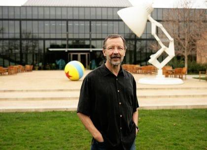 Ed Catmull - ông chủ hãng Pixar