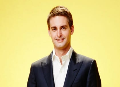 Evan Spiegel - CEO của Snap Inc.
