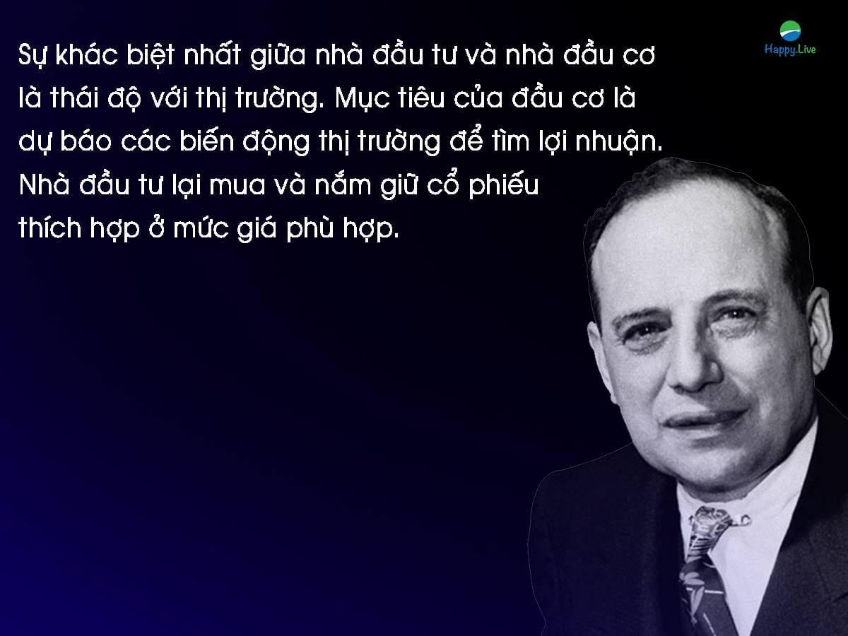 Nhà đầu tư Benjamin Graham, đầu tư, đầu cơ