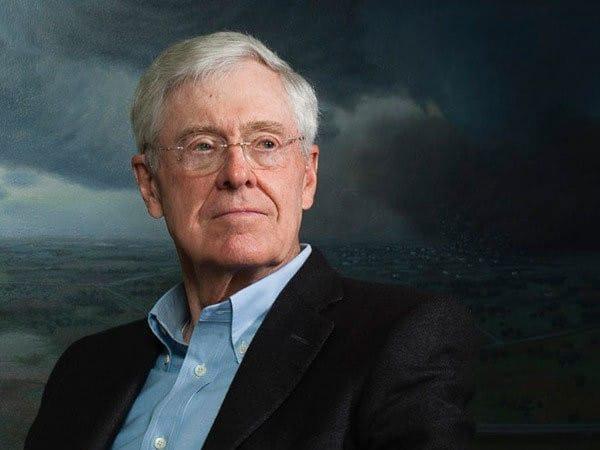2 bước ngoặt lớn trong cuộc đời sự nghiệt tỷ phú Charles Koch