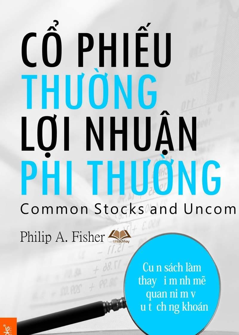 Common Stocks and Uncommon Profits, Cổ phiếu thường Lợi nhuận phi thường