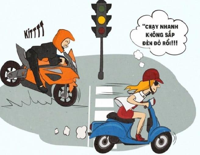Tuân thủ quy tắc quản trị tiền giống như tuân thủ luật giao thông, bí quyết để tránh bị thế kẹt lệnh