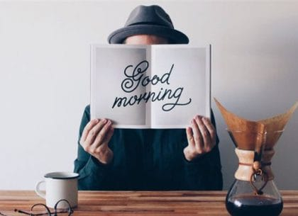 Hãy trở thành một morning person