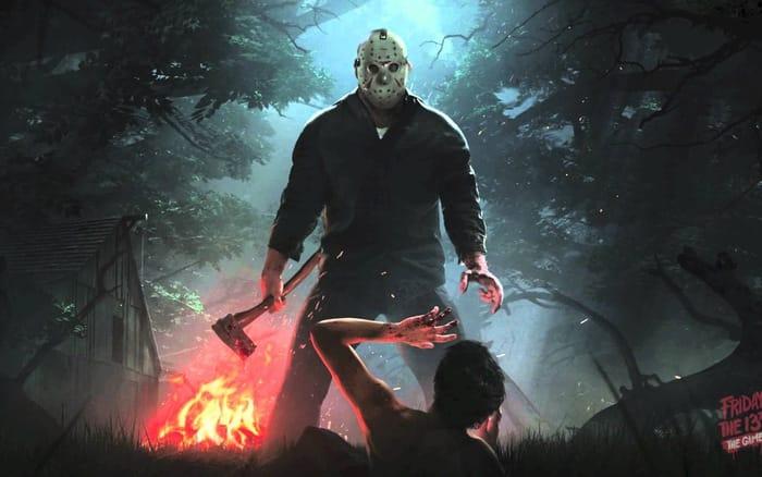 Sát nhân Jason Voorhees trong phim Friday the 13th