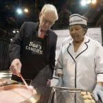 Warren Buffett ăn uống