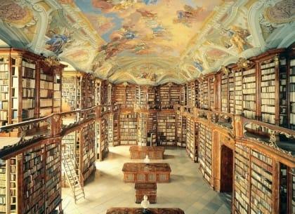 18 (công trình) thư viện đáng viếng thăm và chiêm ngưỡng