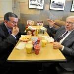 bữa ăn với Warren Buffett