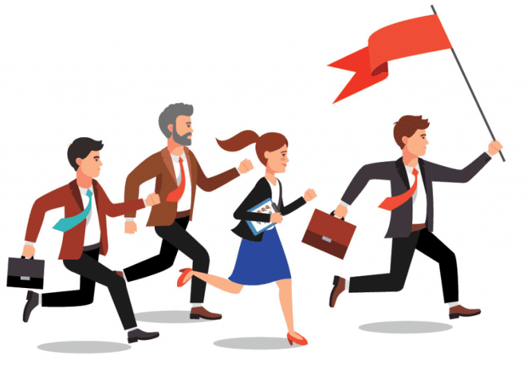 Cách nhanh nhất để các đồng nghiệp thích hơn thua thừa nhận năng lực của bạn đó là vươn lên trở thành người lãnh đạo dự án.