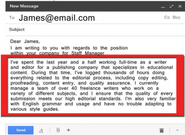 Hãy viết email theo cách mà bạn cũng muốn đọc.