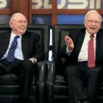 Warren và Charlie không phải lo lắng về những gì những người khác đang làm trong thế giới đầu tư tài chính.