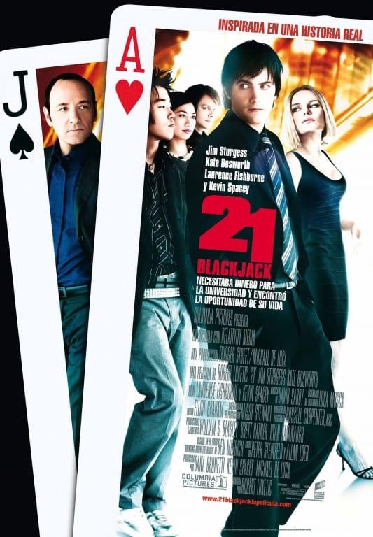 Phim 21 - Chinh phục Las Vegas