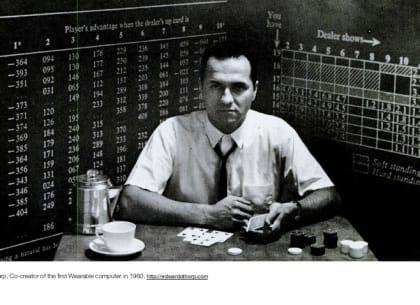 Edward Thorp, Người Đàn Ông Đánh Bại Mọi Thị Trường: từ sòng bạc Las Vegas tới phố Wall,