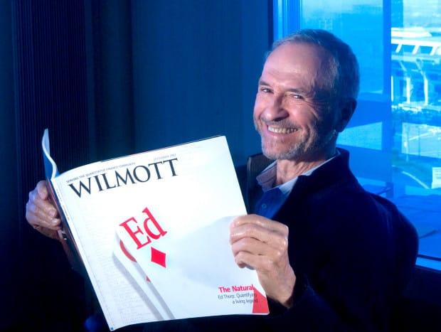 Edward Thorp chuyển trọng tâm từ đánh bại các trò chơi cờ bạc sang sang phân tích thị trường chứng khoán