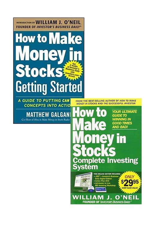 """Làm Giàu Qua Chứng Khoán"""" (How To Make Money In Stock)"""