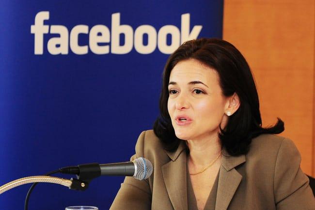 Sheryl Sandberg luôn không ngừng nỗ lực trong công việc và học tập