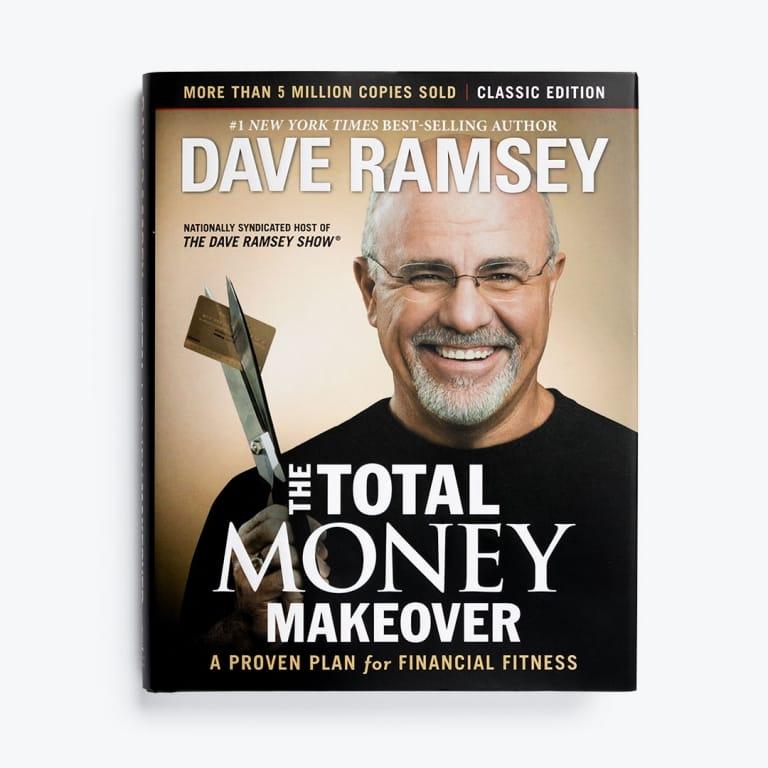 Kết quả hình ảnh cho Thay đổi diện mạo tài chính, tác giả Dave Ramsey