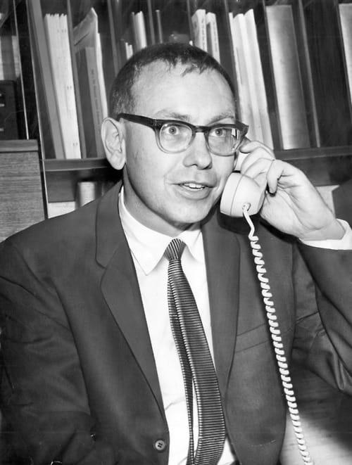 Warren Buffett hồi những năm 1966