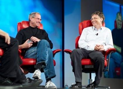 Bài học thành công từ Steve Jobs và Bill Gates