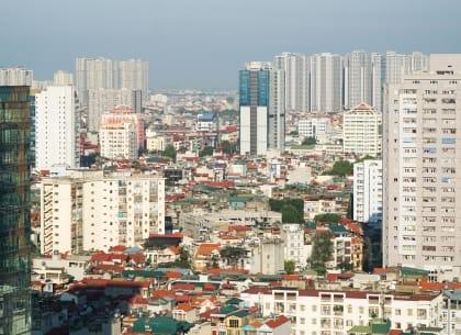 dấu mốc trong 30 năm đón vốn FDI của Việt Nam