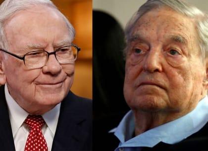 chiến lược đầu tư của Warren Buffett hay George soros