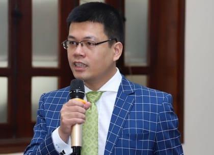 Ông Nguyễn Anh Dương, Trưởng ban Ban Chính sách kinh tế vĩ mô thuộc CIEM