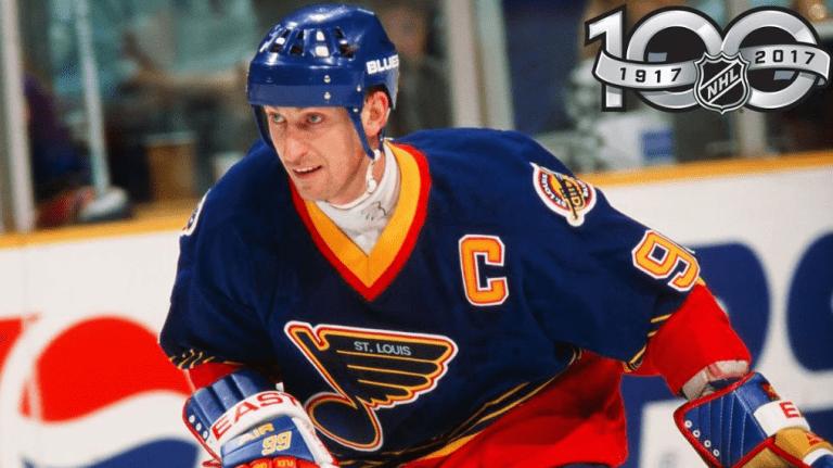 Cầu thủ hockey huyền thoại Wayne Gretzky