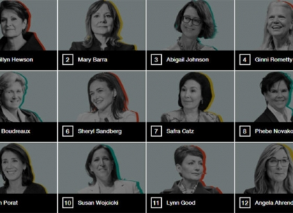 """Những người phụ nữ """"tỷ đô"""" quyền lực nhất năm 2018"""