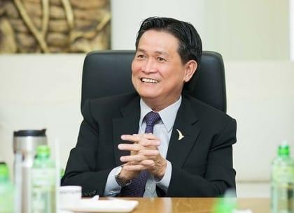 Chủ tịch Tập Đoàn TTC Đặng Văn Thành