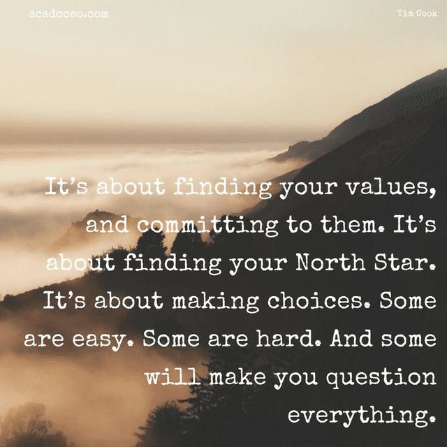 10 câu nói truyền cảm hứng nhất mọi thời đại của CEO Tim Cook