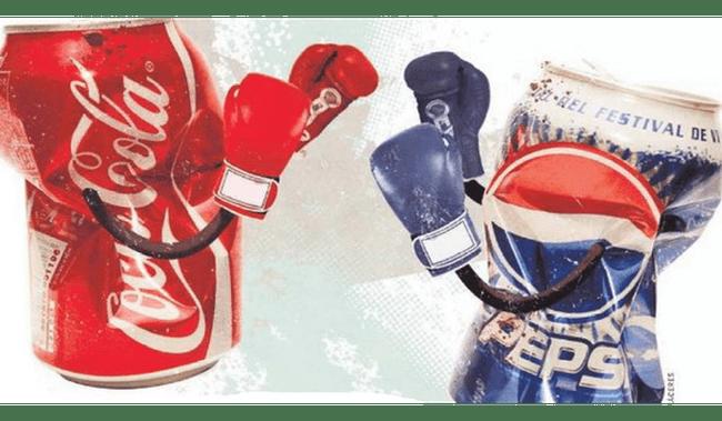 Trận chiến không hồi kết giữa Pepsi và Coca-Cola