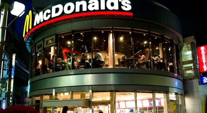 McDonald's – người khổng lồ trong lĩnh vực đồ ăn nhanh