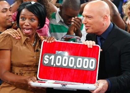 Tomorrow Rodriguez giành được 1 triệu USD từ chương trình Deal or No Deal