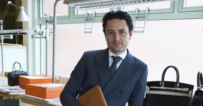 Axel Dumas - Giám đốc điều hành của Hermès