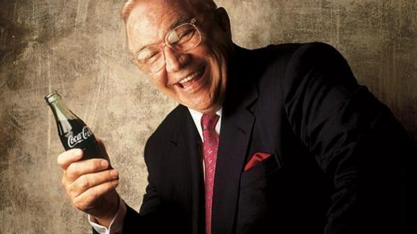 Donald Keough - Cựu chủ tịch Coca-Cola