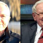 Edward Thorp và Warren Buffett là bạn chơi bài Bridge với nhau
