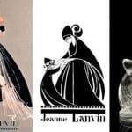 con gái là động lực, nguồn cảm hứng cho sự sáng tạo thời trang của Jeanne Lanvin