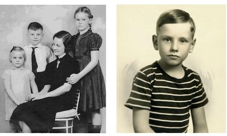 Từ thời tiểu học Warren Buffett đã là một cậu nhóc nghịch ngợm