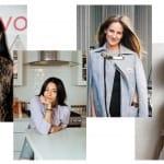 4 phụ nữ thay đổi ngành thwoif trang thế giới