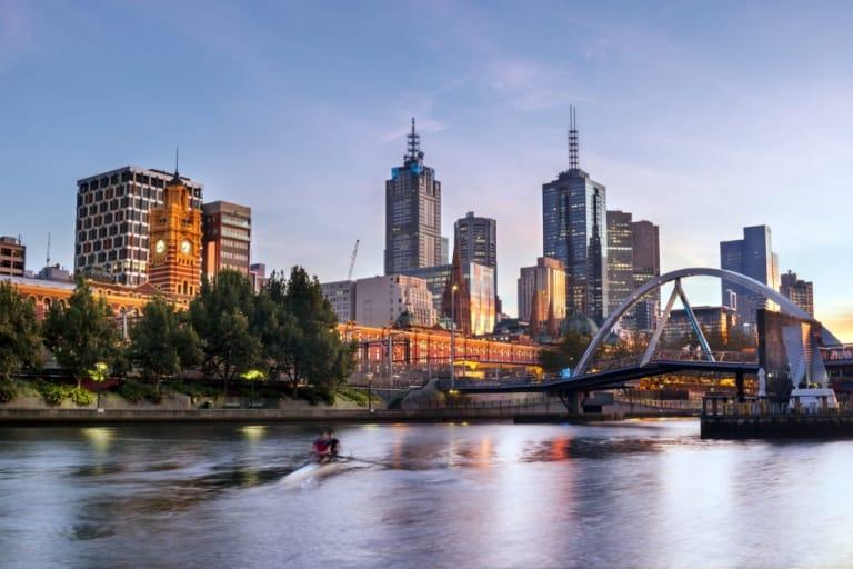 Melbourne, Úc