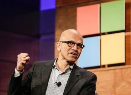 Satya Nadella – Người hùng vực dậy Microsoft với ngôi dẫn đầu thế giới