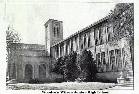 Woodrow Wilson - trường trung học của Warren Buffett