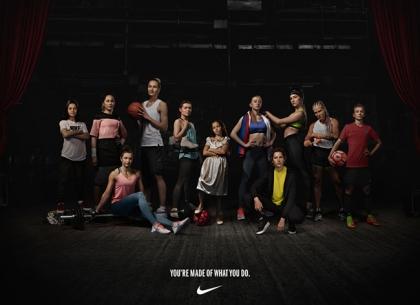 Nike Lên Tiếng Giúp Phụ Nữ Nga Phá Vỡ Định Kiến Xã Hội