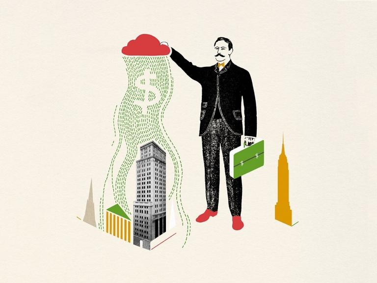 Bí quyết đầu tư, phân phối tài sản của giới siêu giàu Arab