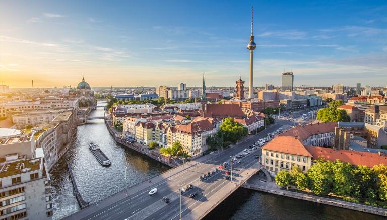 Thành phố Startup Berlin Đức