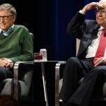 Warren Buffett và Bill Gates trò chuyện gì với sinh viên đại học Harvard?